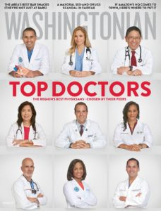 Washingtonian magazine top docs